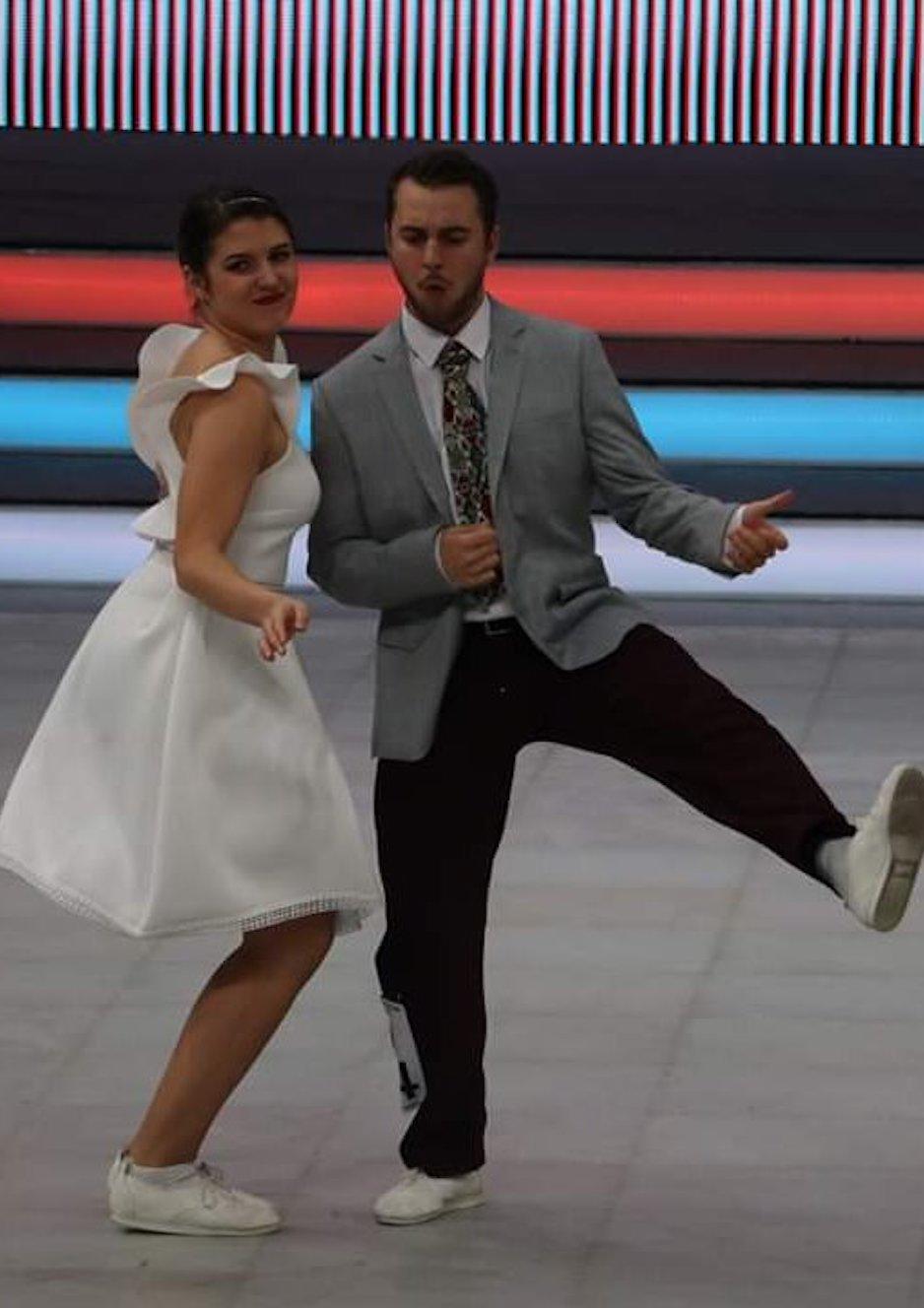 Louise Dafflon & Nathan Fröhlich
