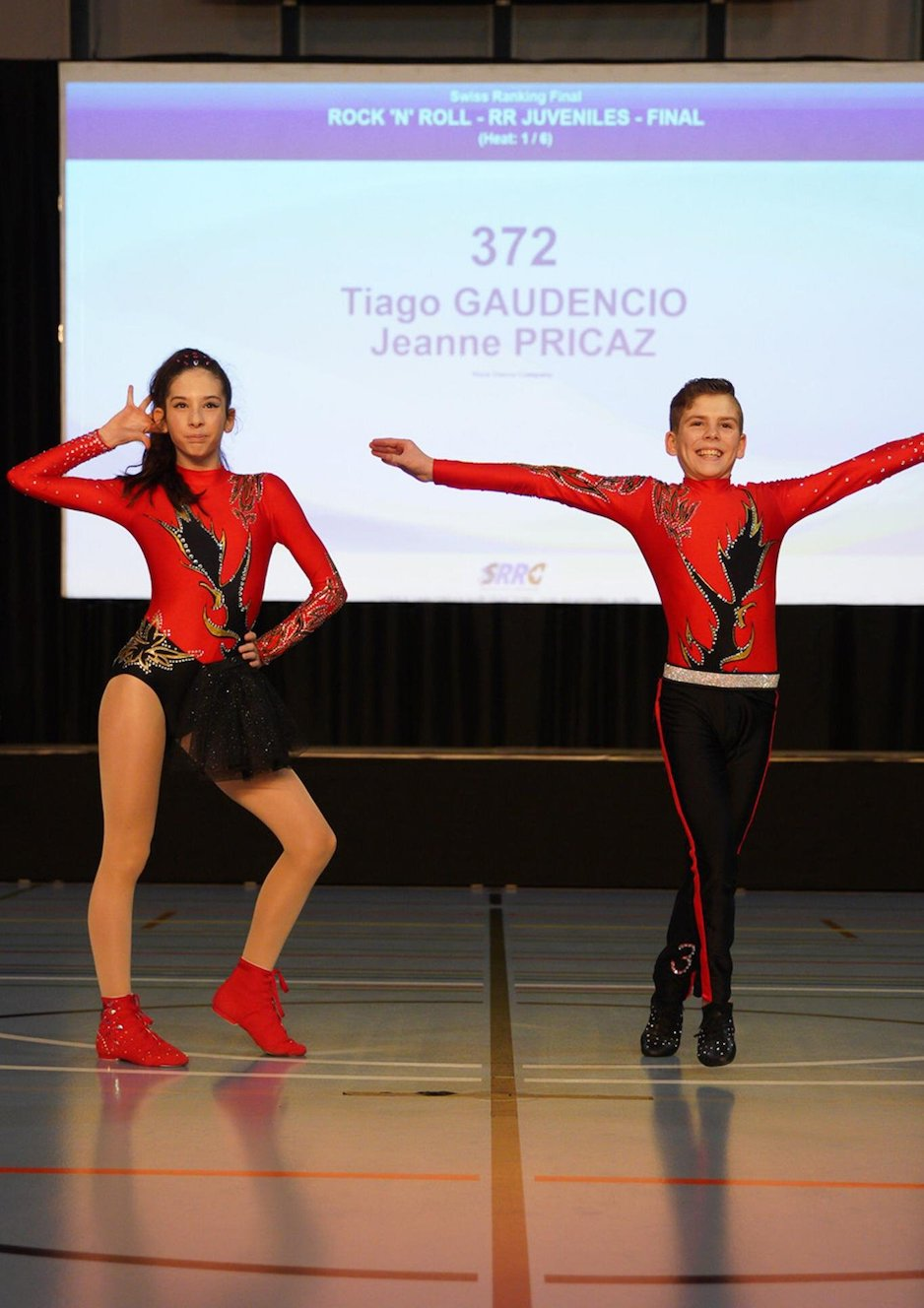 Jeanne Pricaz & Tiago Gaudencio